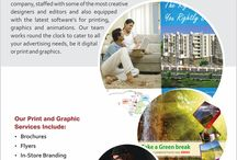 Corporate Brochure Design in Hyderabad | Brochure Design Companies in Hyderabad / From logo creation, press ad campaign and brochure designing to in-store branding, hoardings display designing and so on – the renowned ad campaign company has onboard a group of talented, creative and experienced professionals with expertise gained from working in top advertising agencies in Hyderabad, best film production houses in Hyderabad, online advertising companies in Hyderabad and digital agency Hyderabad.