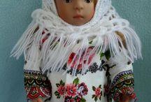 Куклы Kathe Kruse. Minouche