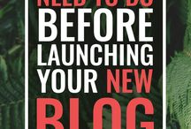Blogging tips and ideas.