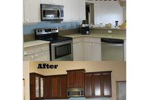 Cabinet Refacing/Resurfacing