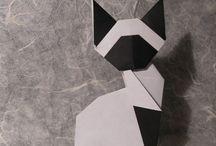 origami / créations manuelles
