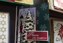 Christmas Cards Stamped