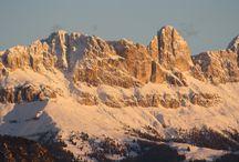 Montagne / Montagne dell'Alto adige e non