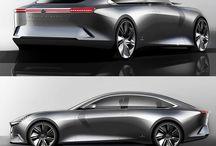 Art + Engineering = Cars