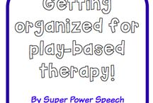 pediatric speech therapy / by Sara Hahn