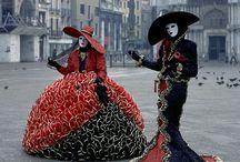 A legszebb karneváli kosztümök