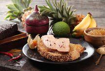 Foie Gras aux Saveurs du Monde / Exotiques et originales, des recettes de Foie Gras aux saveurs du monde #recettes #foiegras