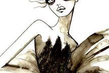 Fahion Illustrations