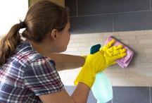 Полезные советы при уборке