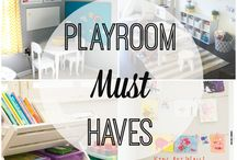 Playroom / by Amanda West