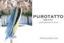 Spring Summer 2013 / Purotatto Spring Summer 2013 Collection