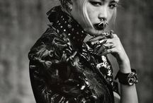 Punk Fashion / Punk dark and gothic twists in fashion photography