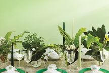 Table setting / Beautiful table setting and decoration ideas for all occasions