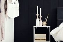 Bedside table, chevet