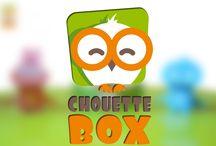 Les Box Familiales / Toutes les box en lien avec la famille