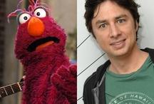Celebrity Muppet Look-A-Likes / by Deidre J