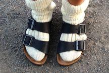 Birkenstock + Socken