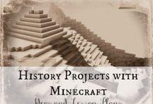 Homeschooling - Minecraft / by Heather Woods