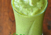 Green Smoothie / 10 day green smoothie cleanser (detox) / by Constance Watts