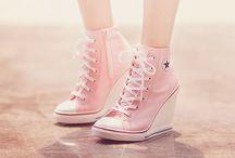 cute kicks / shoes I would totally wear!