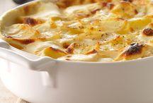 Recipes ideas for Apples / Dessert and dinner ideas