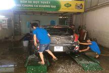 Rửa Xe Ô Tô Xe Máy Khang Gia Gò Vấp