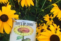 Paint Can Candles / http://surfsupcandle.com