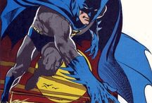 Batman / by Joseph Hegarty