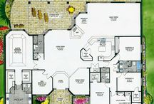 Floorplans and houses