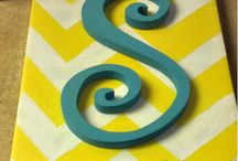 Crafts - Letters