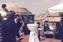 AMERICAN WEDDING IN ROME / From New Orleans to Rome for a wonderful wedding