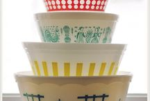 All things PYREX <3