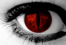 Außergewöhnliche Augen