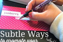 For Jamberry Consultants