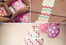 Birthday Parties / by Jessica Lazalde