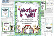 Weather Unit / by Kelleigh McLeod