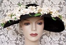 Hats Off to Hats / Vintage hats and headwear / by J K