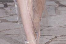 Plastic Feet Fashion