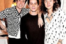 harry styles and dylan obrien