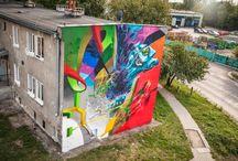 street art Polska