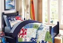 Boys Pottery Barn Kids Rooms / Some of my favorite boys bedroom themes featuring products from Pottery Barn Kids.