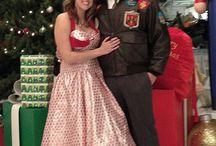 1940s White Christmas Ball  2012