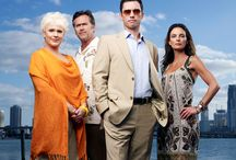 Burn Notice / I really love this show ! Great cast , great story lines and some of the greatest bad guys ever written ! I'm glad that they are still being  shown         in reruns .  Love this show ! / by janeenweddle
