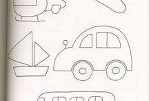 kisfiúnak képek (autó, repülő...)