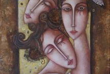 figurative art / by Suzanne Carter
