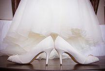 Beautiful Wedding Shoe Looks