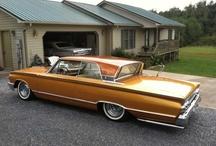 Mercury Monterey 1963  kustom