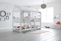 Per i piccoli // / Spunti e camerette che potete progettare all'interno del nostro punto vendita.