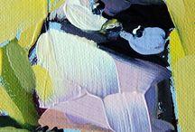 Obrazy farbą olejną