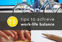 Work-Life Balance / Maintaining it may be difficult, but it's key to your happiness! How to maintain a healthy work-life balance for all you entrepreneurs, leaders, and professionals.